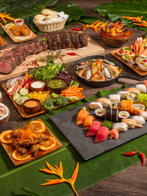 Mobile Banner 8 - Island Dinner Buffet.
