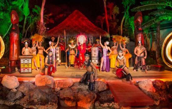 Island Cultural Dinner Show